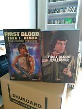 First Blood John J. Rambo M65 Jacket Version Hot Toys Figure