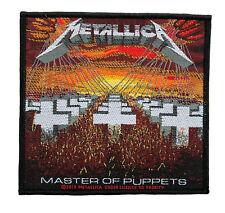 Metallica-Master of Puppets[Patch/Aufnäher, gewebt] [SP2725]MetallicaAufnäher !!