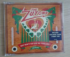 The Zutons - Why Won't You Give Me Your Love? (2006 CD Single)