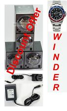 "Genuine""Boxy"" Brand Quad Brick Automatic Watch Winder System  - 4B"