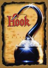HOOK Movie POSTER 27x40 C Dustin Hoffman Robin Williams Julia Roberts Bob