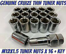 Alloy Wheel Nuts Tuner Nuts x 16 M12x1.5 Ford Activa B max Bantum Capri Cortina