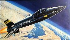 HELLER Kit.No.043, NORTH AMERICAN X-15, 1/130, -MIB & SEALED, 1979