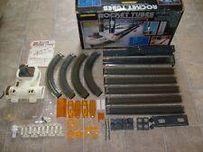 MICRONAUTS ROCKET TUBES MOTORIZED FIGURE PLAYSET NICE BOXED EXAMPLE 1979