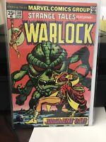 Strange Tales #180 (Jun 1975, Marvel) INTRO OF GAMORA, GUARDIANS OF GALAXY STARL