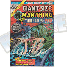GIANT-SIZE MAN-THING #5 VG-