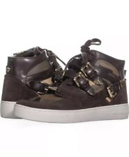 MICHAEL  KORS Michael Kors Robin High Top Fashion Shoes Duffle, Size 4.5 UK