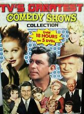 TVs Greatest Comedy Shows 5 DVD BOX NEW, Lucy Show,Dick Van Dyke ,Andy Griffith