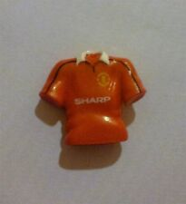 Paul 'Manchester United Football Club 18 Camicia Penna topper sugar puffs ALL' 90 S