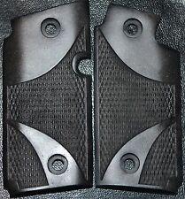 Sig Sauer P238 Pistol Grips checker pattern Graphite Black