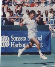 JIMMY CONNORS TENNIS ACTION UNSIGNED 8X10 PHOTO