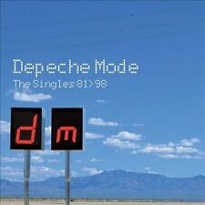 Depeche Mode Import Single Music CDs & DVDs