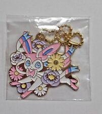 Pokemon ichiban kuji flower ninfia prize key chain metal strap 💛kawaii💛