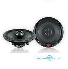 "ALPINE SPR-60 6.5"" 600W FULL RANGE CAR AUDIO STEREO TYPE R SPEAKERS"