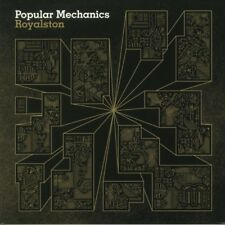 ROYALSTON - Popular Mechanics (CD) Med School Drum And Bass