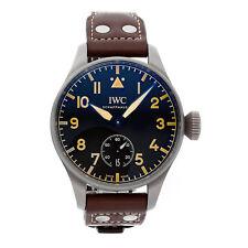 Iwc Big Pilot Herencia Reloj Manual 48mm Titanio Hombre de Pulsera IW5103-01