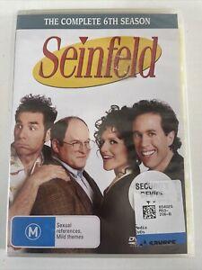 Seinfeld DVD - The Complete 6th Season - Free Post