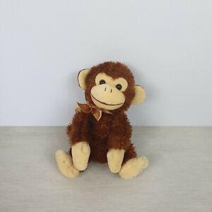'Russ' 'Shining Stars' Brown Monkey Plush 19cm