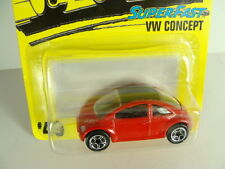 Matchbox 1997 Superfast Red VW Concept Car  Combine Shipping