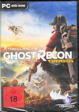 Tom Clancy´s Ghost Recon Wildlands - PC - Neu & OVP - Deutsche USK 18 Version