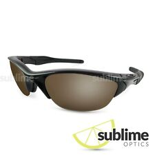 Dark Brown Polarized Replacement lenses for Oakley Half Jacket 2.0