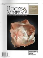 Rocks And Minerals Magazine Photography Specimen Gold Georgia Stove Mountain