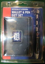 Detroit Tigers Wallet and Pen Set