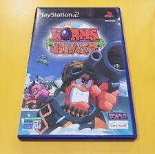 Worms Blast GIOCO PS2 VERSIONE ITALIANA