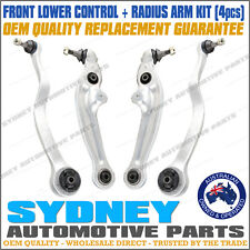 Front Lower Left & Right Control Arm & Ball Joint Kit Ford Falcon FG 6cyl V8 L&R