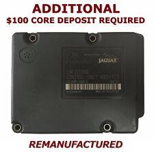 REMAN 99 - 03 Jaguar XJ8 XK8 XKR Vanden Plas ABS Pump Control Module LNF2210AB