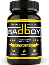 Bad Boy - Testosterone Booster For Men Muscle Growth