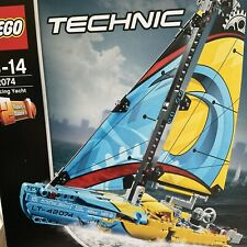 Lego Technic Racing Yacht - Brand new & Sealed 42074  - Retired Lego set.