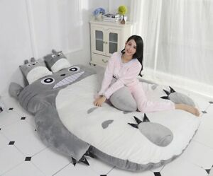 CARTOON Mattress Totoro Lazy Sofa Bed Suitable For Children Tatami Mats Bed