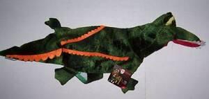NWT Petco Bootique Alligator Dog Costume Size XS Halloween