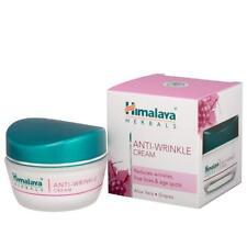 Himalaya Herbals Anti Wrinkle Cream Reduces Wrinkles Fine Lines & Age Spots 50gm