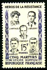 Francia 1959 Yvert nº 1198 nueva 1er elección
