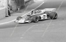 "Mars 721 EIFELLAND Rolf stommolen MONACO GP 1972. ""action photo 10x7"