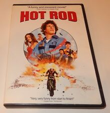 Hot Rod  Andy Samberg Isla Fisher  Bill Hader (DVD, 2007) WS