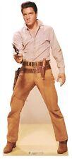 Elvis Presley Gunfighter Lifesize Cardboard Cutout Standee Poster Prop