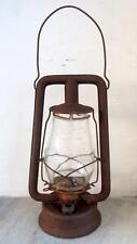 Vintage Old Rare Blizzard Dietz Fitzall Kerosene Lamp Lantern New York USA