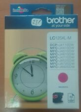 Cartouche d'encre Brother LC125XL-M Magenta