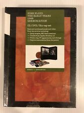 PINK FLOYD The Early Years 1968 Germin/Ation DVD/CD/Blu-ray set Comp. Unrelsd.