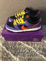 *NEW* Nike SB Dunk Low ACG Terra Size 9.5 BQ6817-008 Purple