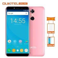 Téléphones mobiles OUKITEL avec android 16-19,9 MP