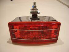 HELLA Nebelschlussleuchte 2NE 001 412-091 (NES 400) Chrom rear fog light NOS