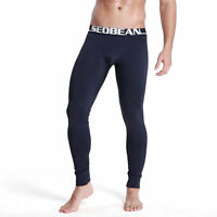 SEOBEAN NEW Men's Thermal underwear Bottom Long Johns All Size