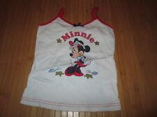 "Débardeur ""Minnie"",T5/6ans,marque Disney Store,TBE"