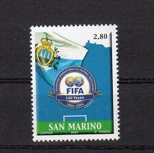 San Marino, Michel-Nr. 2147 postfrisch **, 100 Jahre FIFA (2004), Fußball