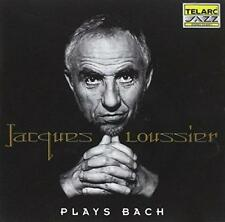 Jacques Loussier - Plays Bach (NEW CD)
