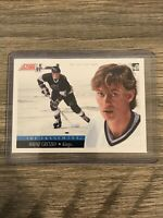 "Wayne Gretzky 1991 Score Los Angeles Kings ""The Franchise"" card #422"